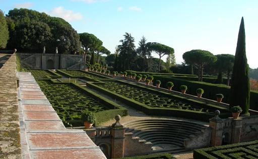 giardini di Castel Gandolfo - en