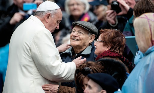 No retirement age for proclaiming the Gospel, says Pope