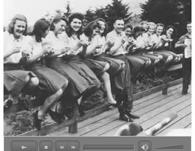 Nazi video still