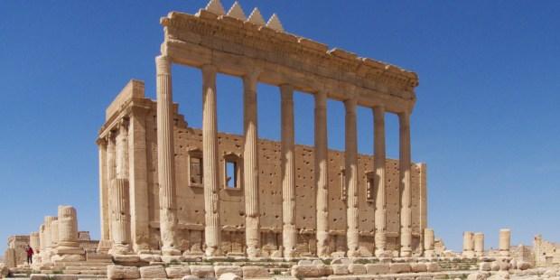 palmyra ruins