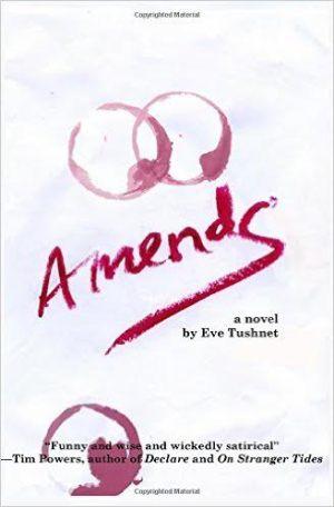 Amends book cover