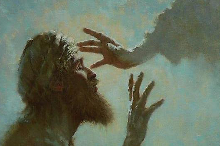 4 Steps of prayer to learn from today's Gospel