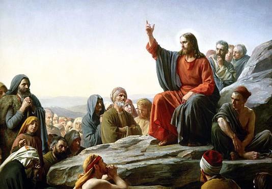 bloch sermon on mounth