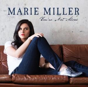 cecilia : cover album You are not alone Marie Miller