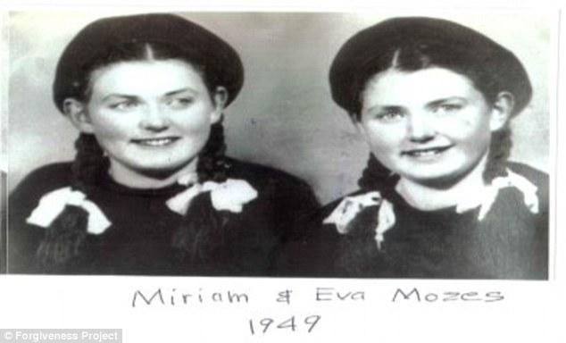 Eva and Miriam Mozes