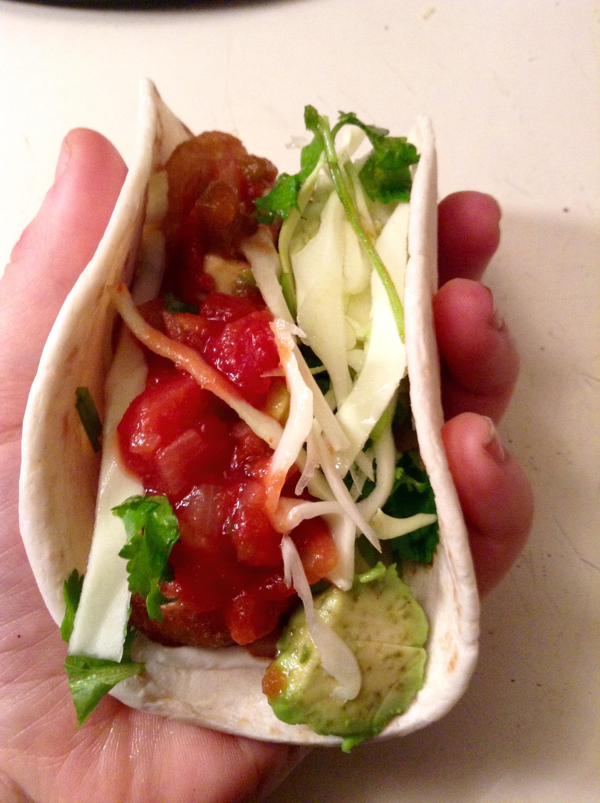 food blog fish taco