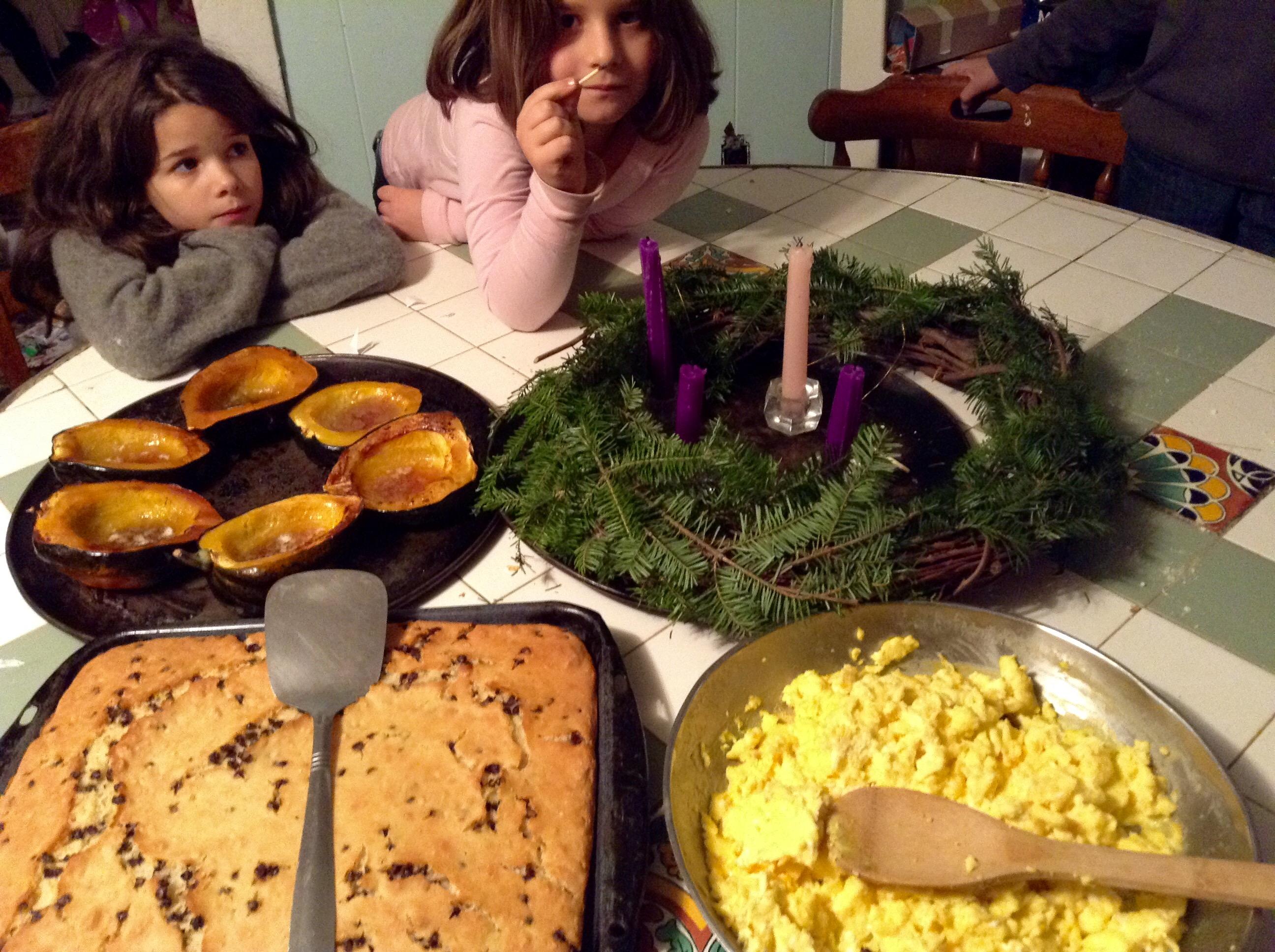 food blog giant pancake