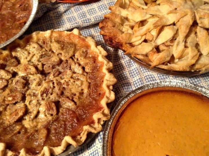 food blog thanksgiving pies