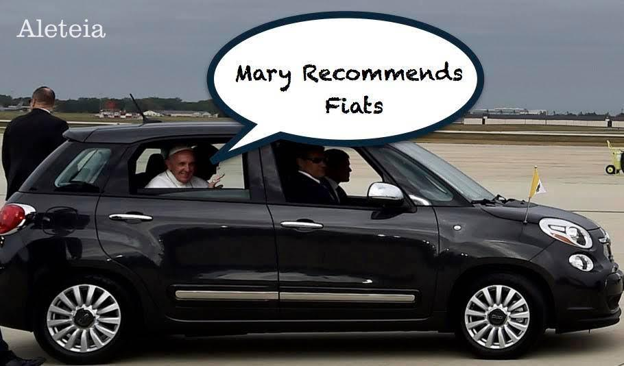 mary recommends fiats