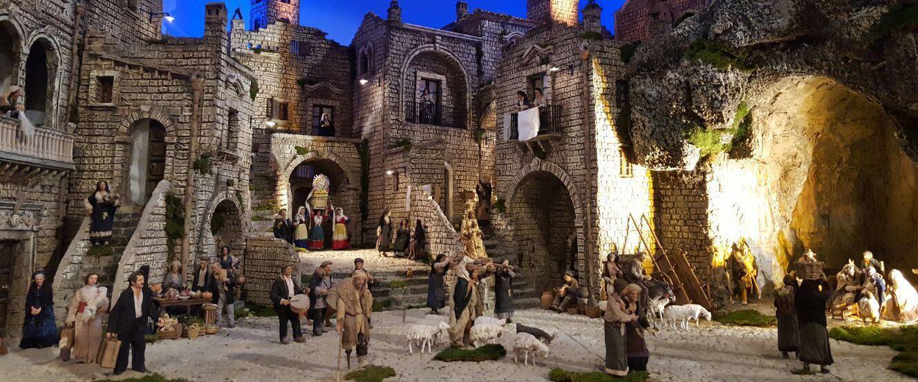 New York Nativity