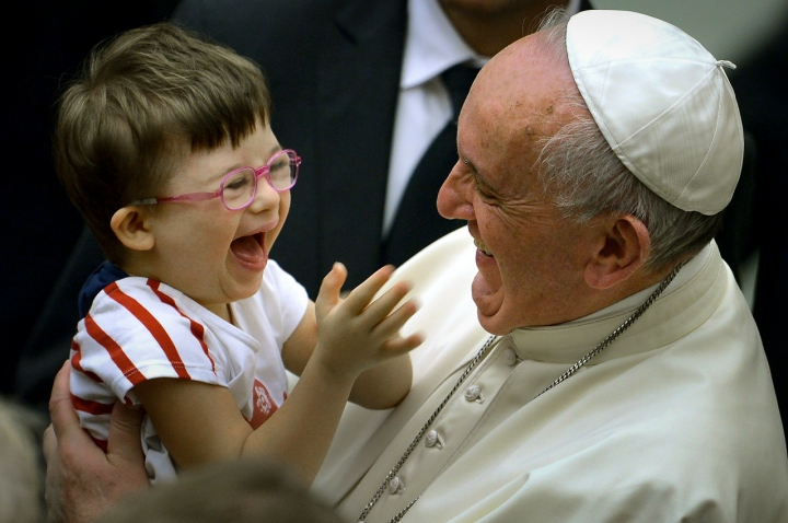THE JETSET POPE: Joy.