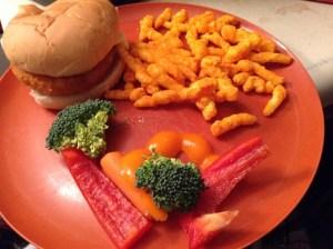 food blog chicken burgers