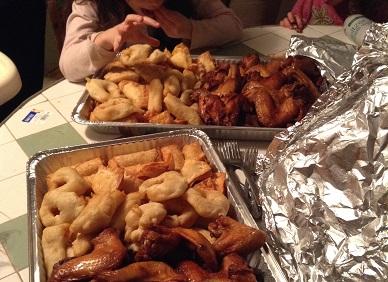 food blog chinese food
