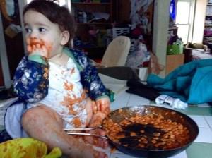 food blog corrie spaghettios