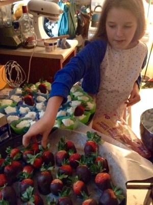 sophia strawberries