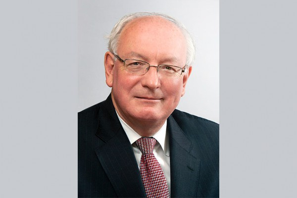 Australian Ambassador John McCarthy