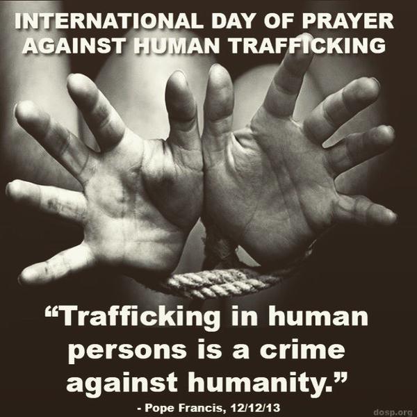 day of prayer human trafficking