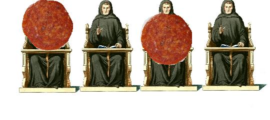 pizza lent