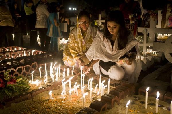 Bangladesh christians pd