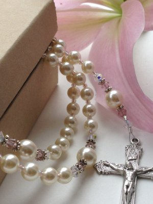 snowshoe rosary