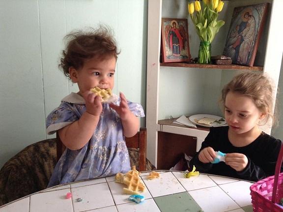 corrie waffles