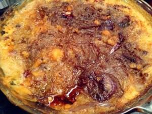 polent chorizo