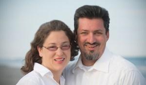 Karee and Manuel Santos