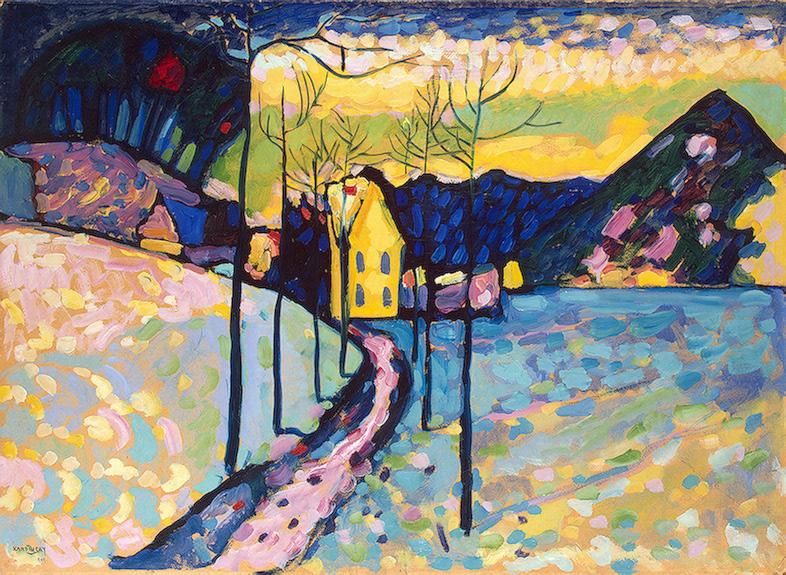 WInter Landscape 1909