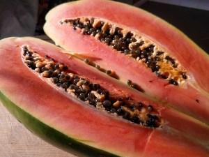 papaya split