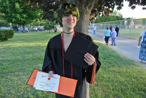 lena graduation honors