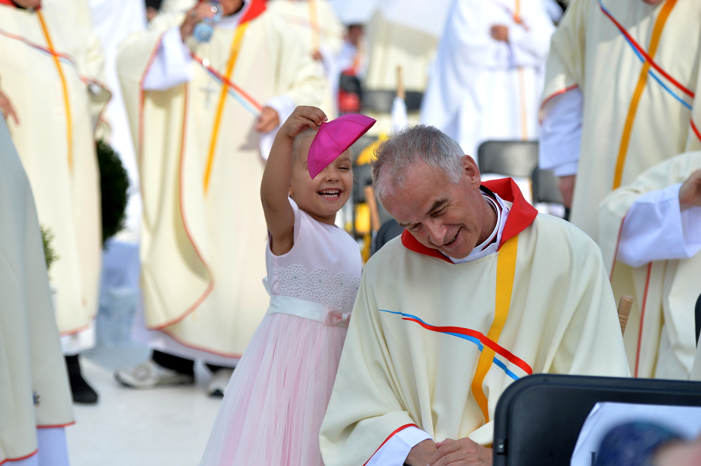 Pope Francis Holy Mass for World Youth Day Sunday 31 July 2016