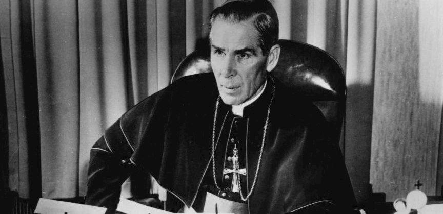 Bishop_Fulton_J._Sheen_1956