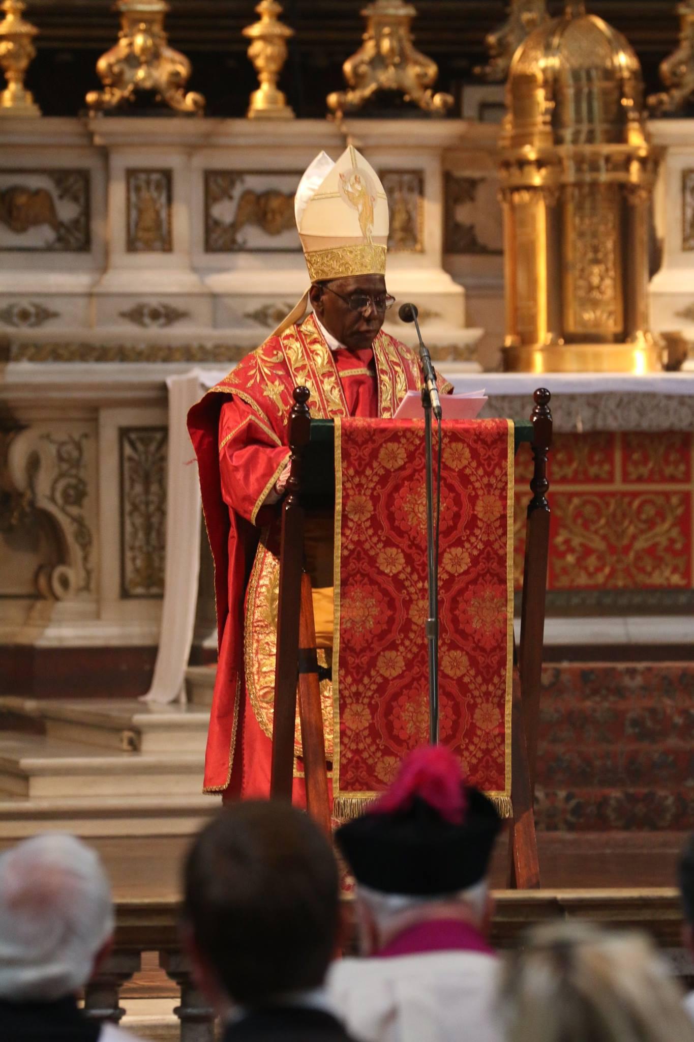 Photo courtesy of Sacra Liturgia