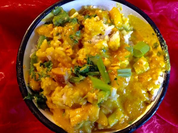 thai sweet bowl