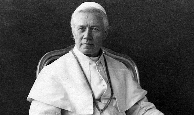 Pope Pius X (Giuseppe Sarto)