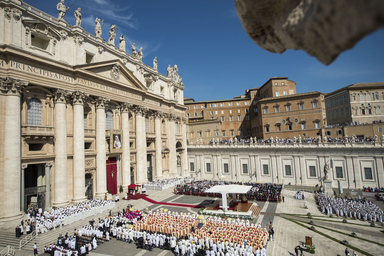 POPE FRANCIS - Mother Teresa Canonization