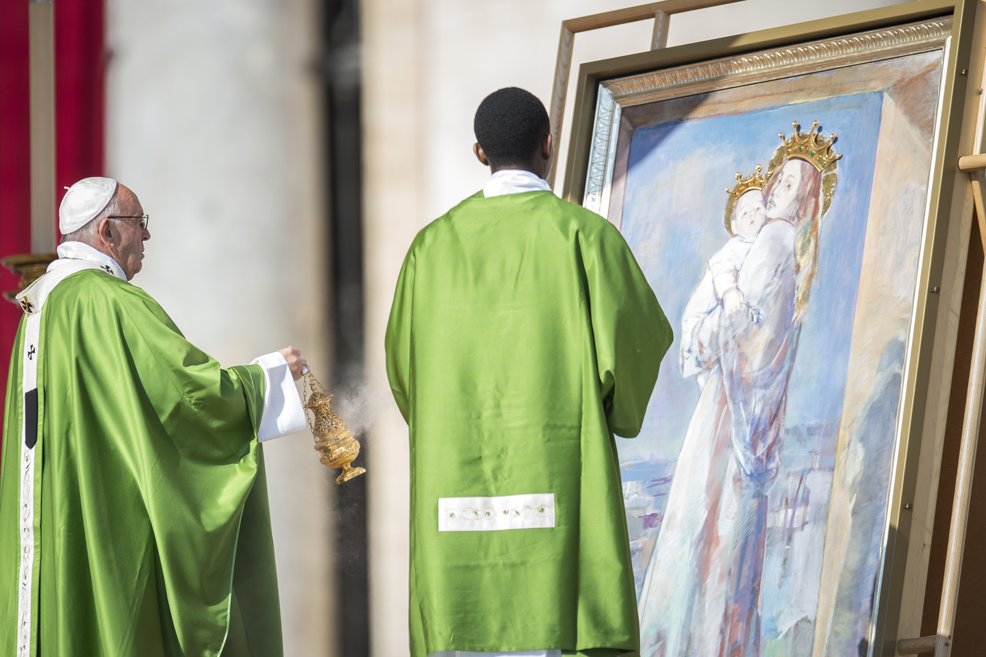 Pope Francis - Mass - Catechists - September 25, 2016