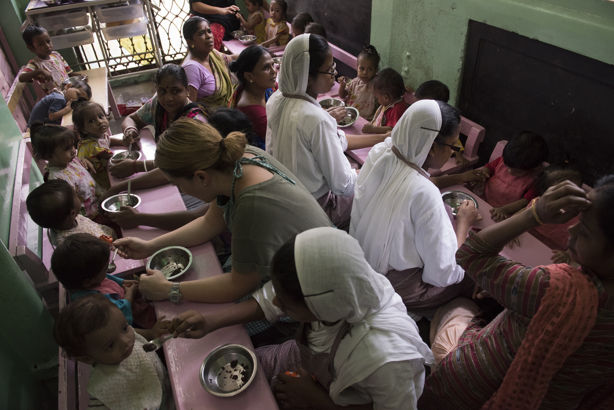 The Home for Children - Missionaries of Charity - Kolkata