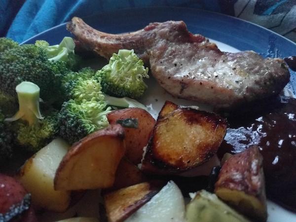 pork-potatoes-broccoli