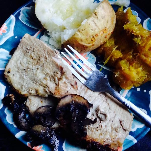 roast-pork-meal