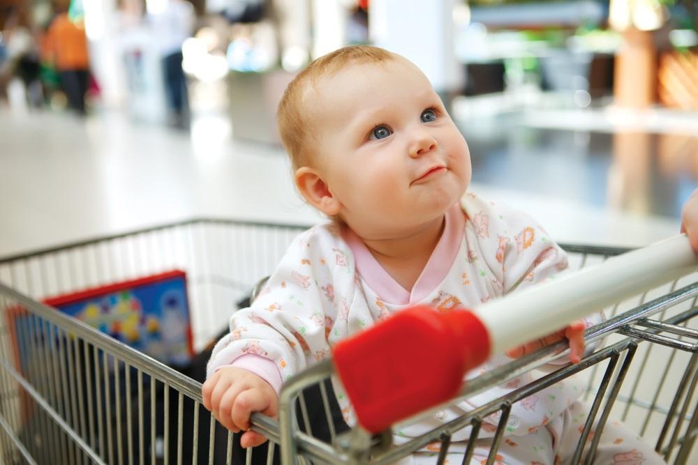 web-baby-sittin-shopping-cart-ipatov-shutterstock_101828656