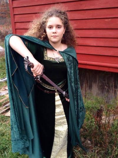 cloak-costume