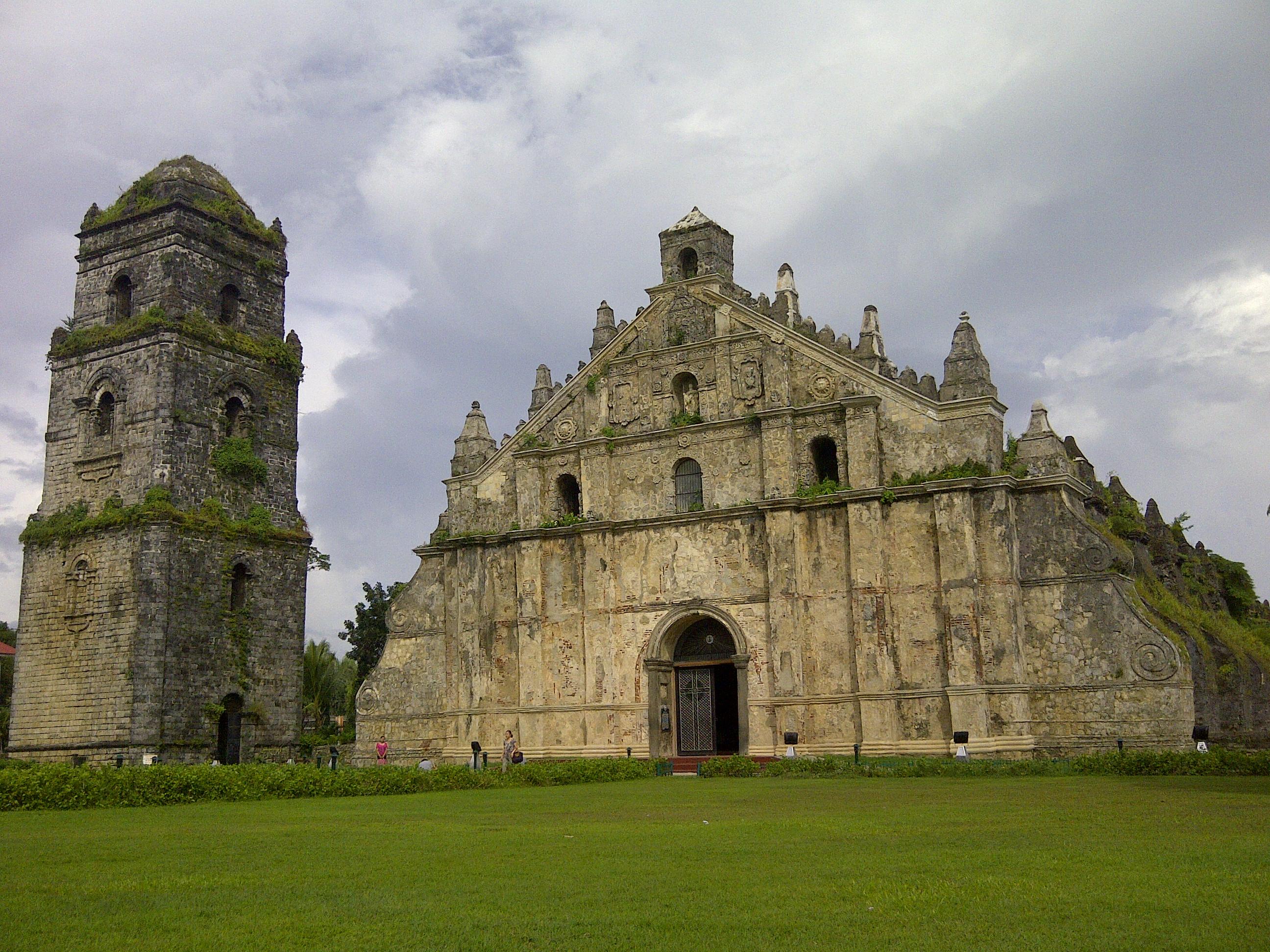 ST AGUSTINE PAOAY CHURCH