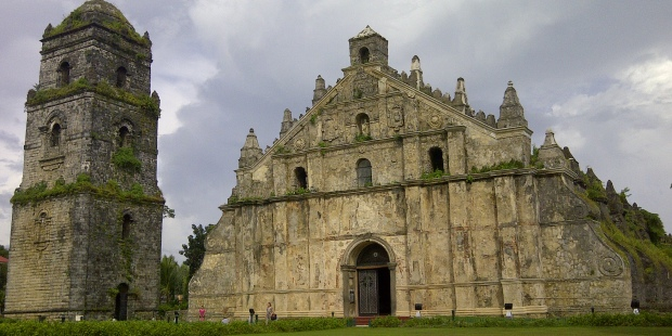 ST AGUSTINE PAOAY CHURCH