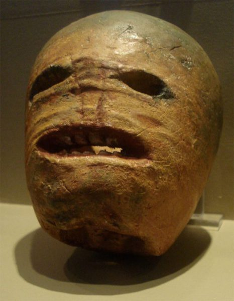 Traditional Irish Halloween Jack O'Lantern/Wikipedia