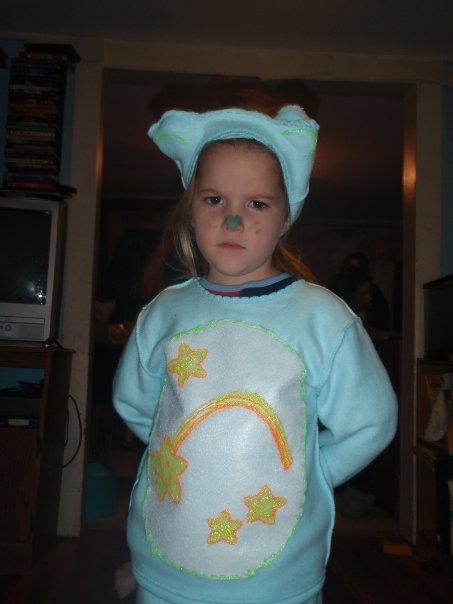 wishbear-costume