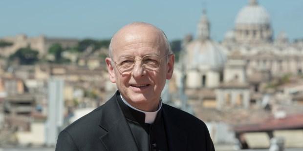 Msgr. Fernando Ocáriz prelate of Opus Dei