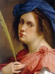 artemisia-gentileschi-self-portrait