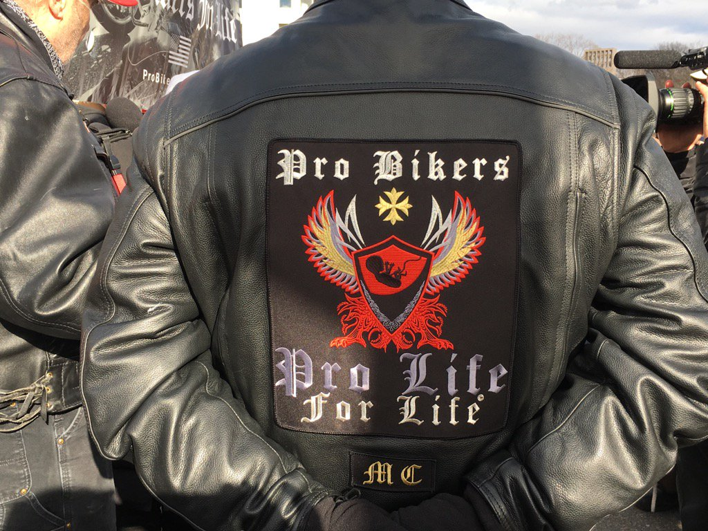 Bikers for Life at March for Life 2017/Diane Montagna for Aleteia