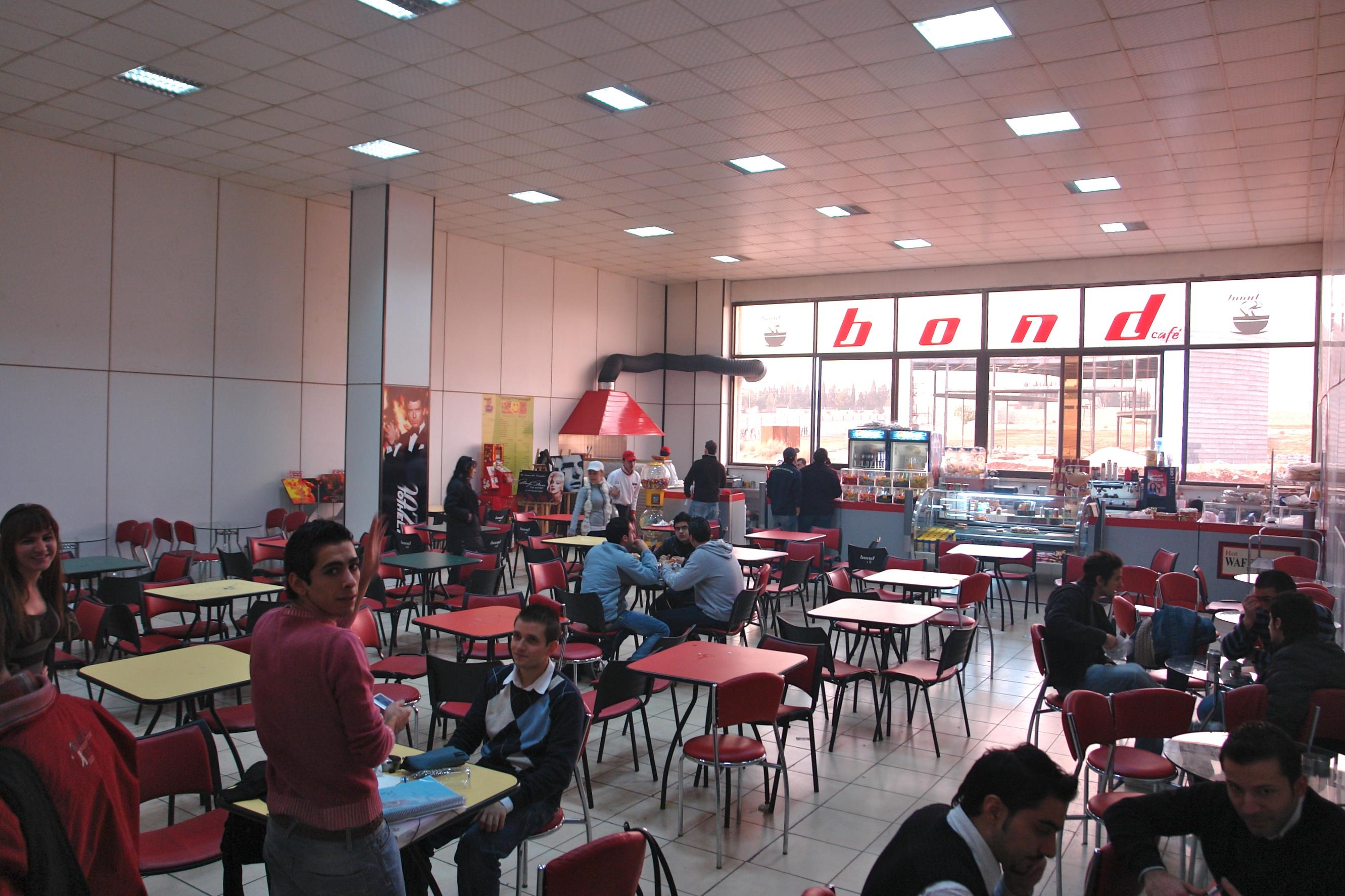 cafe aleppo syria